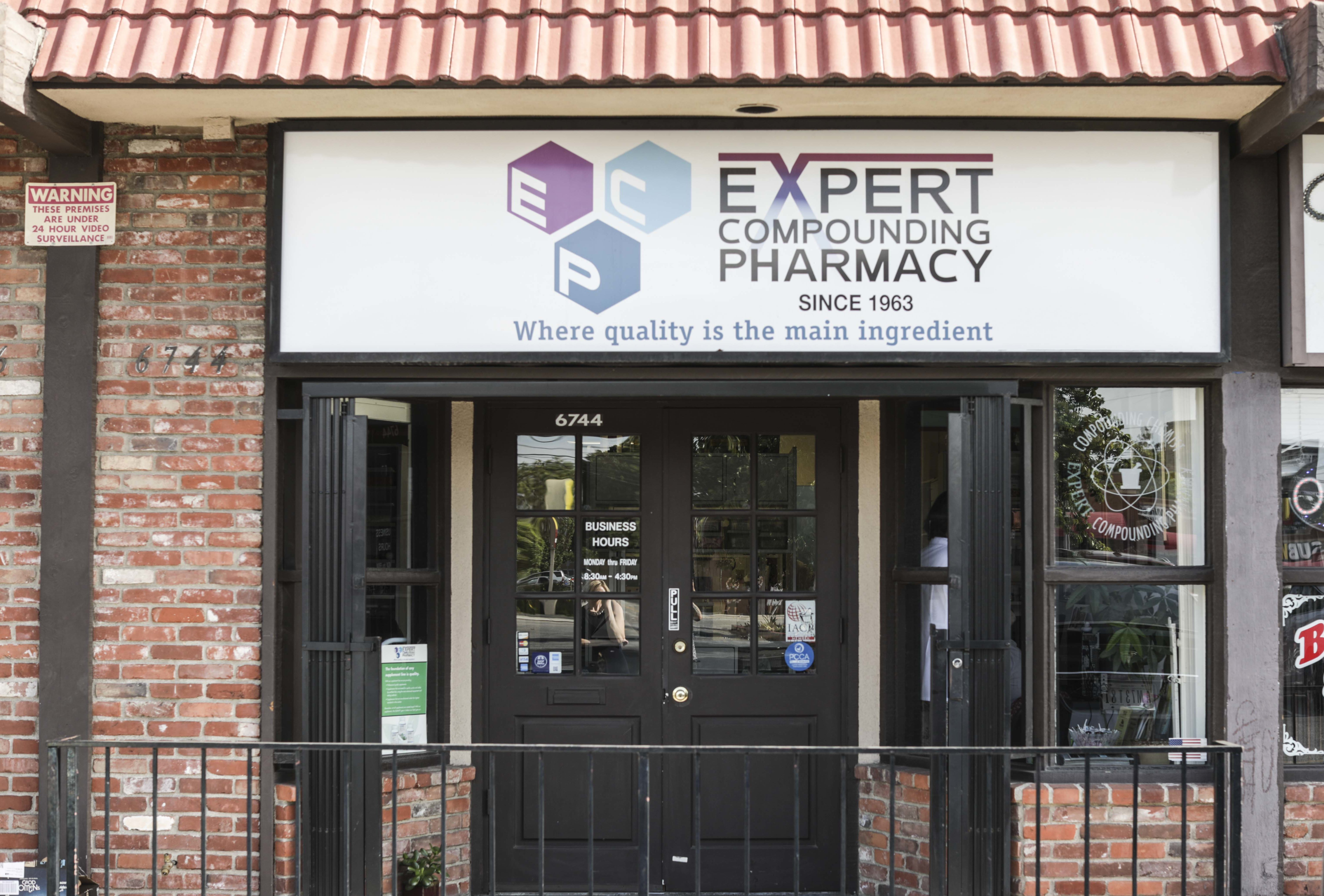 Contact Expert Compounding Pharmacy